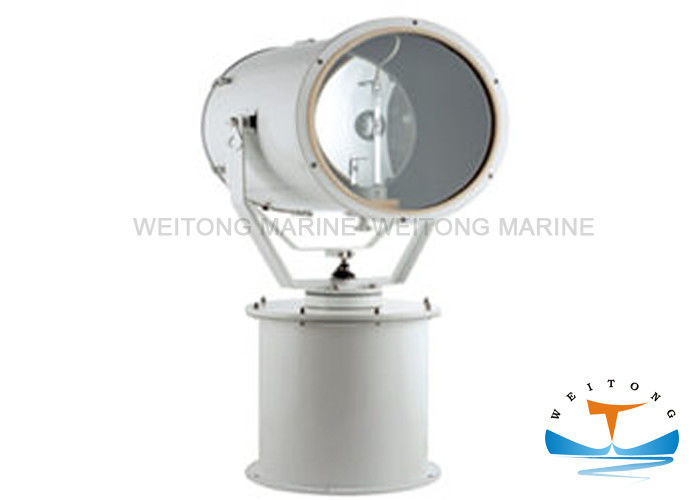 1000W IP55 Marine Lighting Equipment Stainless Steel Searchlights 360 Rotation